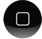 iPhone home button kalibreren
